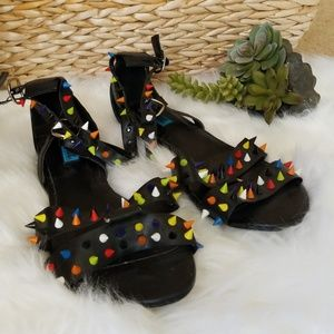 Spiky Sandals by Penny Sue